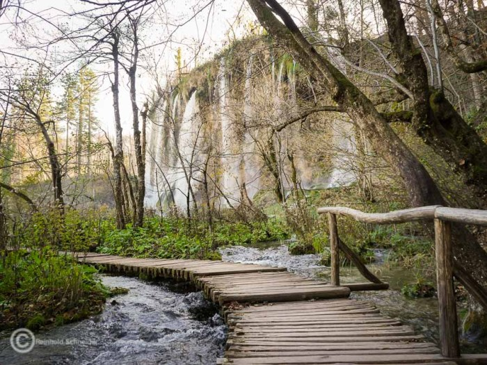 Kroatien – Plitvicer Seen