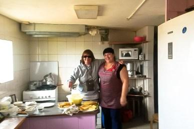 Claudia Klöckner in allen Küchen zuhause.