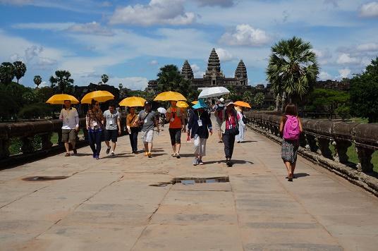 kambodschanische Schönheiten