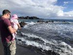 La Palma mit 6 Monate altem Baby