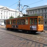 Nochmal schicke Straßenbahn
