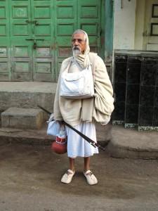 Jain auf Pilgerfahrt