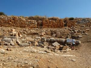 Antikes Stadttor