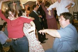 Wenn Touristen Sevillana tanzen II