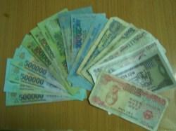 Zweieinhalb Millionen Dong sind gerade mal 100 Euro