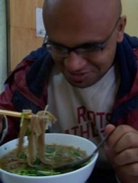 Vivek und die vegetarische Suppe