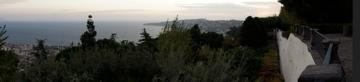 Blick auf die Bucht vor Neapel