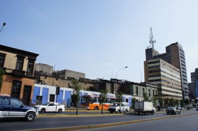 Die unschöne Seite von Lima