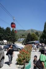 Gondelbahn in Bariloche