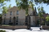 Der Museumspalast in Cordoba