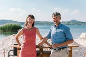 Ina Lachmann und Henry Hedrich haben sich einen Traum erfüllt.