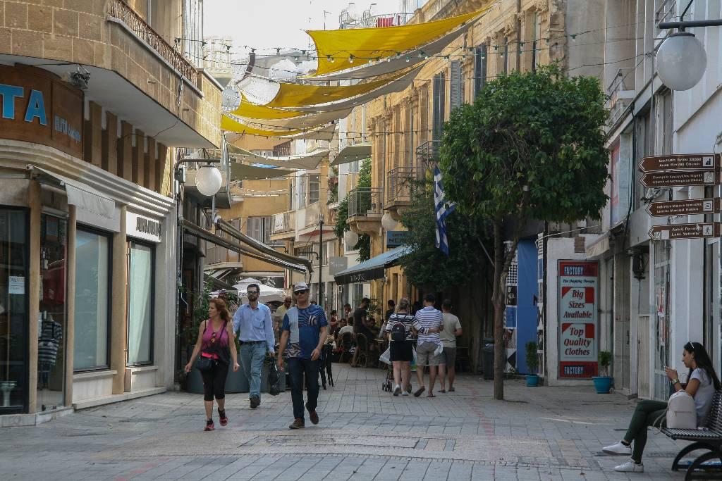 Nikosia ist weltweit die einzige noch getrennte Hauptstadt.