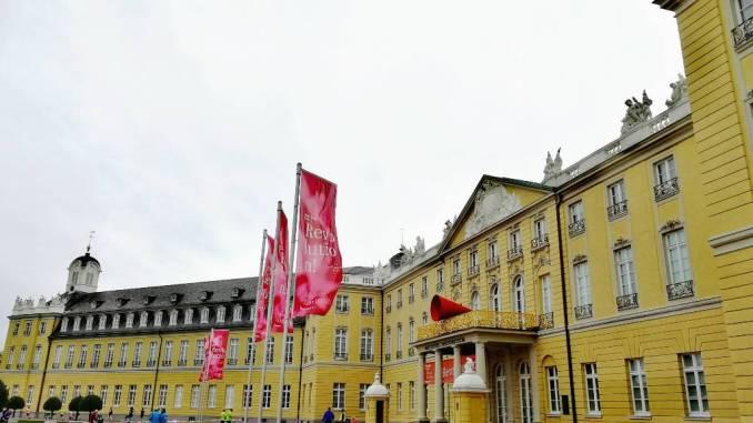 Das Badische Landesmuseum ist im Schloss untergebracht.