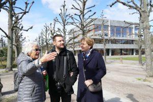 Stadtrundgang mit Ursula Friede