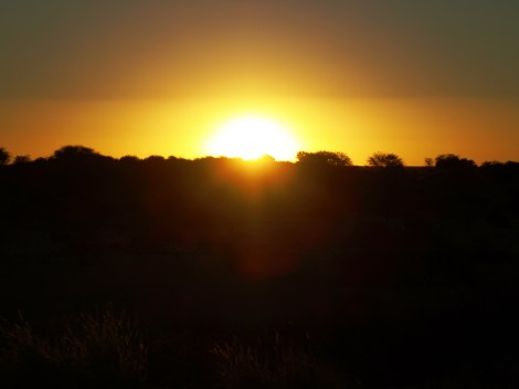 Sundowner Kalahari