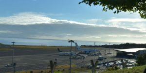 Flughafen Ponta Delgarda - São Miguel - Azoren - reisenmitkids.de