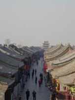 View on Ancient Pingyao