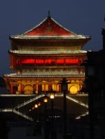Drum Tower by Night