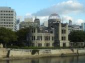 The infamous Atomic Dome, Hiroshima.