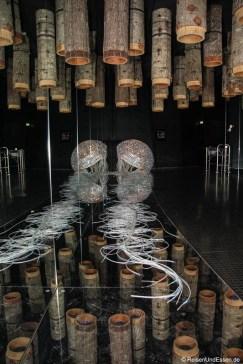 Kristallwald in den Swarovski Kristallwelten