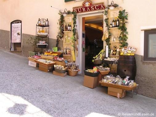 Souvenirladen in Riomaggiore