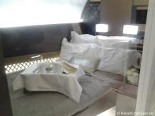 First Class im A380 bei Etihad