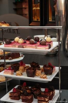 Süße Stückchen im Radisson Blu Bremen