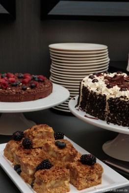 Auswahl an Kuchen