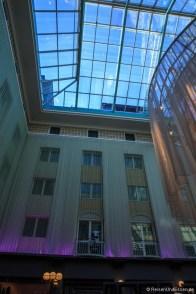 Atrium vom Radisson Blu Bremen