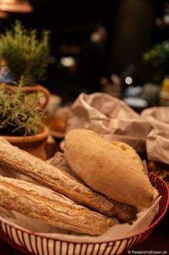 Frische Brotsorten