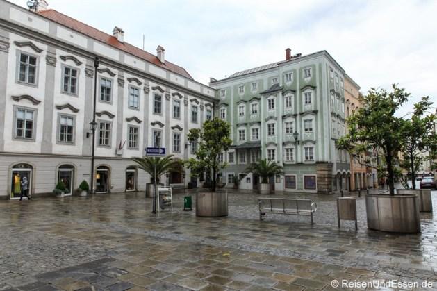 Theatergasse Linz
