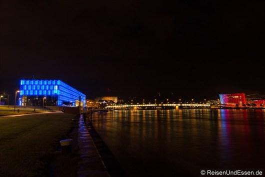 Kunstmuseum, Nibelungenbrücke und ARS Electronica Center