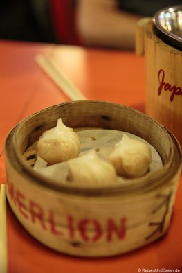 Dim Sum im Food Center Malang