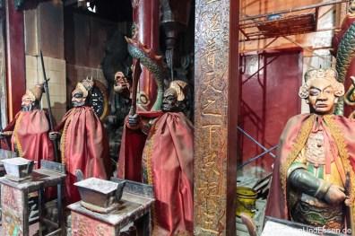 Klenteng Hok Teck Tian Tempel in Surabaya