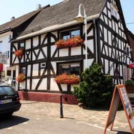 Fachwerkhaus in Bad Marienberg