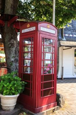 Englische Telefonzelle in Bad Marienberg