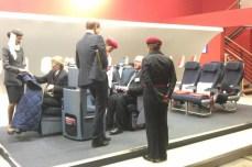 Air Berlin Interkont Kabine