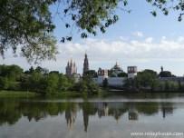Neujungfrauenkloster - Moskau