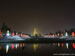 Große Wildganspagode - Xian - China