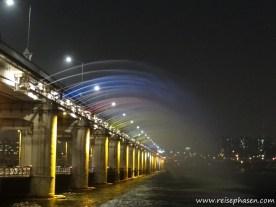 Rainbow Fountain Bridge