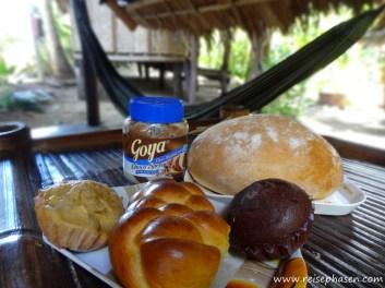 unser typisches Frühstück