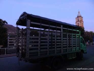 der Milchmann-Truck