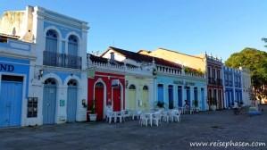 Old town Canavieiras
