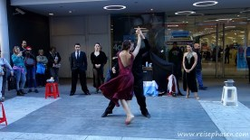 Tangoaufführung