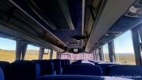 ganzen Bus für uns!
