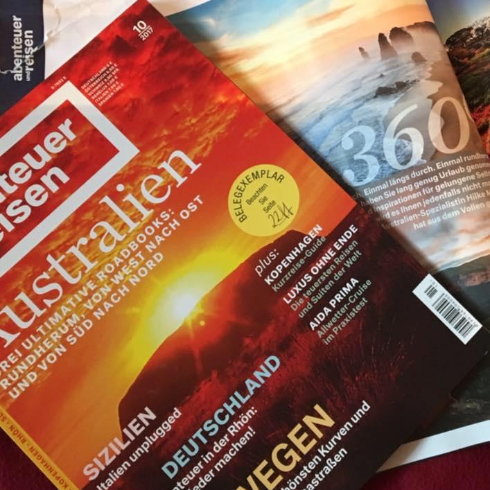 Abenteuer und Reisen : Roadtrip Australien