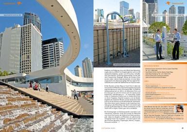 """Smart City Brisbane - eine Bericht von Hilke Maunder im Ländermagazin """"360 Grad Australien"""""""