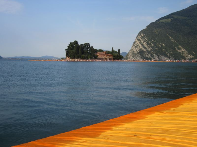 Floating Piers 6