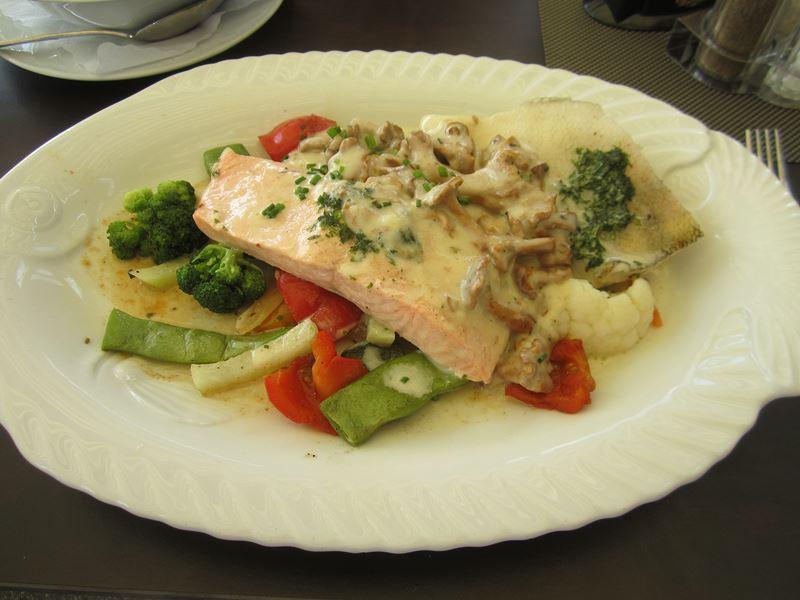 Köstliches im Elbsee-Restaurant