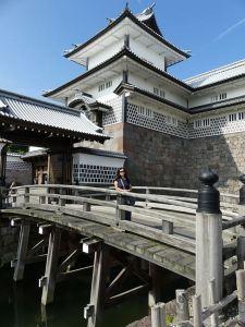 Burg Kanazawa-Jo